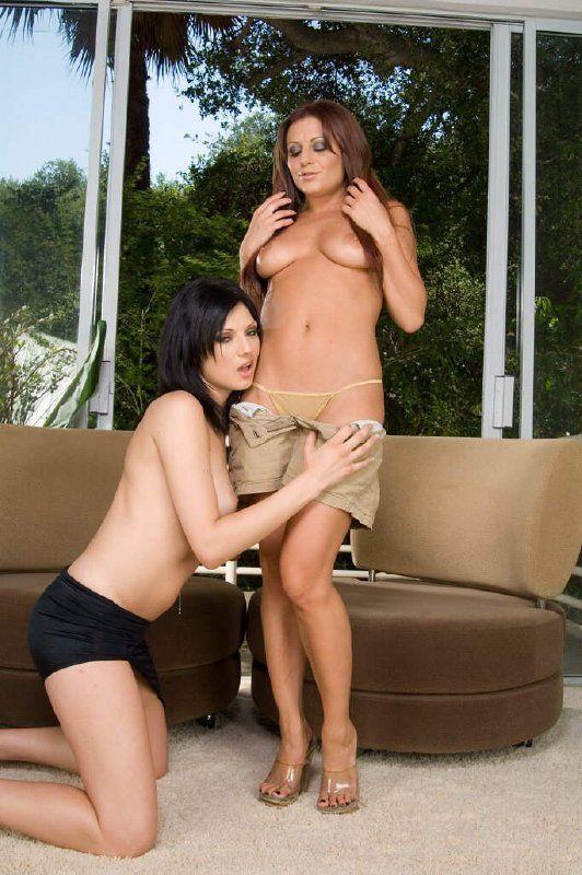 Sexo entre lesbianas
