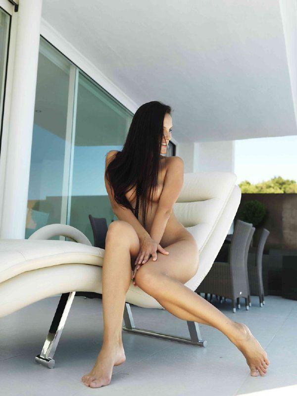 Modelo desnuda