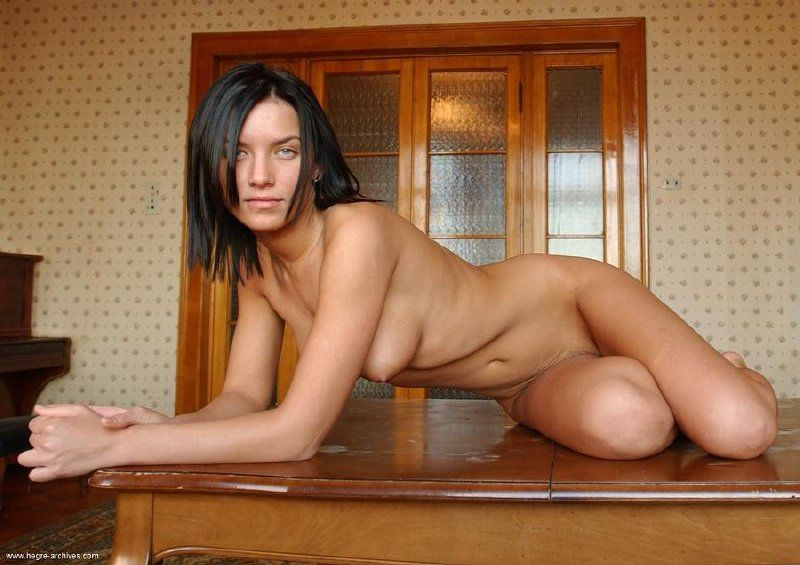 Ucraniana desnuda