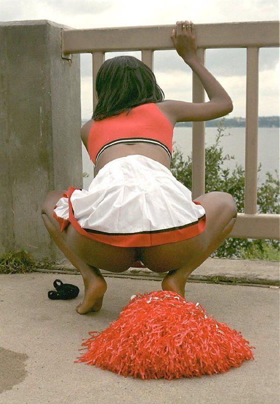 Negrita desnuda