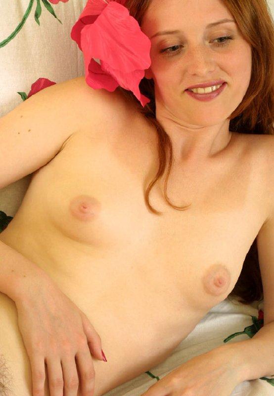 Una Respuesta Flor Jovencita Desnuda
