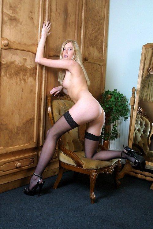 Fotos de Jennette desnuda