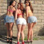 Tres mujeres llenas de lefa