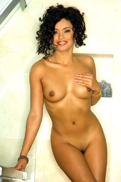 PlayBoy Presents Miss August 2002 Christina L. Santiago.