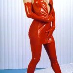 Latex rojo