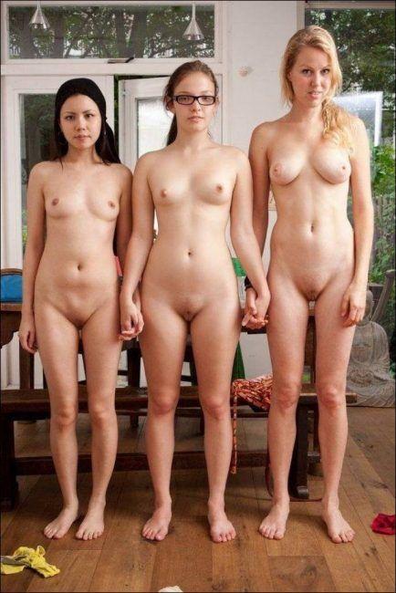Desnudas jovencitas Niñas desnudas